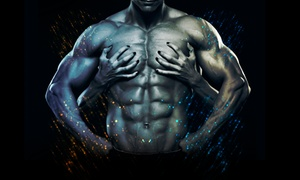 Fifty Shades Male Revue: 50 Shades Male Revue Show on Saturday, March 25, at 9 p.m.