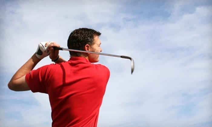 Golf Lesson Advantage Card: $39 for a Golf Lesson Advantage Card for One Year of Discount Lessons