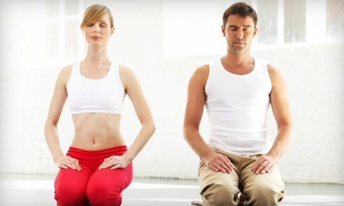 Core Results Personal Training & Yoga Studio - Linglestown: $15 for Yoga Classes (Up to $30 Value) or $45 for Personal-Training Sessions ($90 Value) at Core Results Personal Training & Yoga Studio