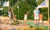 Champion Golf Clubs, LLC Corporate - Pleasant Hill: $10 for Mini Golf for Four at Toad Valley Golf Course in Pleasant Hill (Up to $20 Value)
