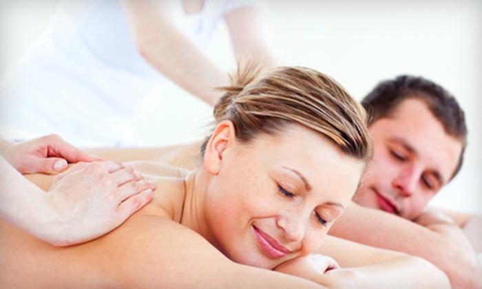 MassageWorks - Modesto: $69 for 50-Minute Couples Massage at MassageWorks ($160 Value)