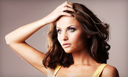 Dimensions in Hair by Kathy Miller: 3 Feather Extensions - Dimensions in Hair by Kathy Miller in Springdale