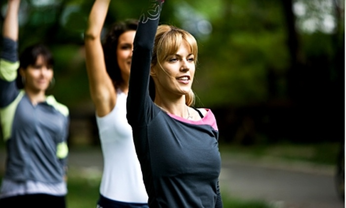 Total Training by Tammy - Multiple Locations: $45 for One Month of Unlimited Boot Camp from Total Training By Tammy ($279 Value)