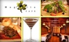 Magnolia Cafe - Uptown: $25 for $50 Worth of Fine French-American Dinner Cuisine and Drinks at Magnolia Café