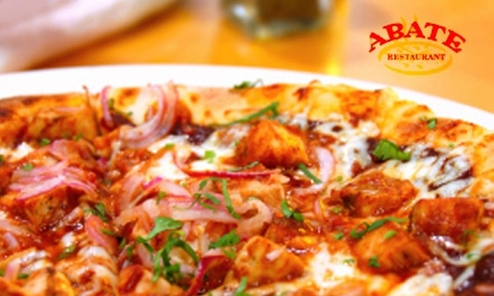Abate Restaurant - Wooster Square / Mill River: $10 for $20 Worth of Italian Fare at Abate Restaurant