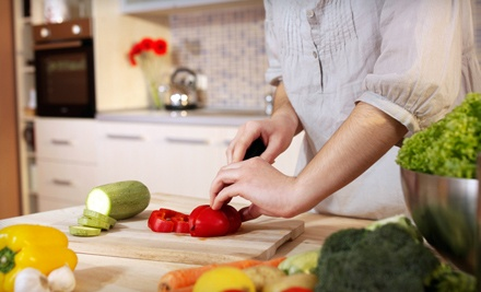 Cooking Class for One (up to a $67 value) - Chef Ellen in
