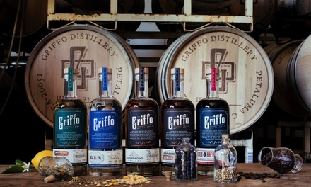 Spirit Tasting for Two or Four at Griffo Distillery (Up to 40% Off)