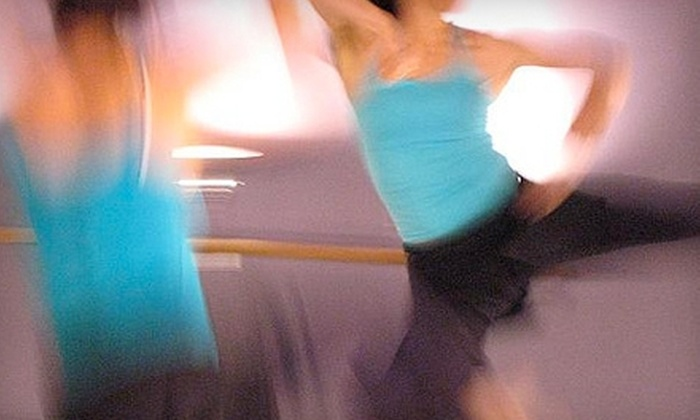 Intuit Dance - Oak Park: $39 for Nine Weeks of Adult Dance Classes at Intuit Dance in Oak Park (Up to $117 Value)