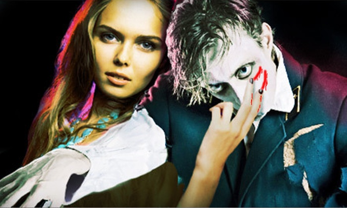 Zombie Prom at The Slaughterhouse - Tucson: Zombie Prom for Two or Four Teens or Adults at The Slaughterhouse (Up to 55% Off)