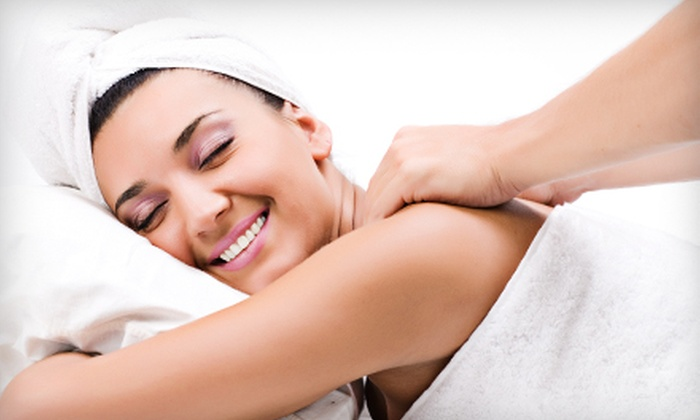 B-CC Total Body Beauty Salon and Spa - Bethesda: Half-Day Spa Package with Facial, Massage, and Mani-Pedi ($200 Value)