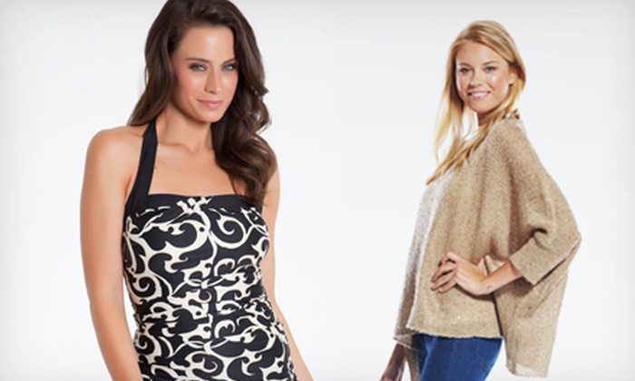 Cerulean Blu - St. Petersburg: Clothing and Accessories at Cerulean Blu (Up to 53% Off). Two Options Available.