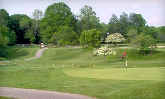 Grantwood Golf Course - Solon: $48 for 18 Holes of Golf for Four Players at Grantwood Golf Course in Solon
