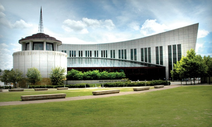 Country Music Hall of Fame and Museum - Downtown: Individual or Friends and Family Membership to Country Music Hall of Fame and Museum (Half Off)