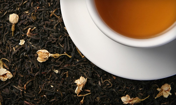 Mr. Trombly's Tea: Tea Sampler or 6- or 12-Month Tea-of-the-Month Membership from Mr. Trombly's Tea (Up to 58% Off)