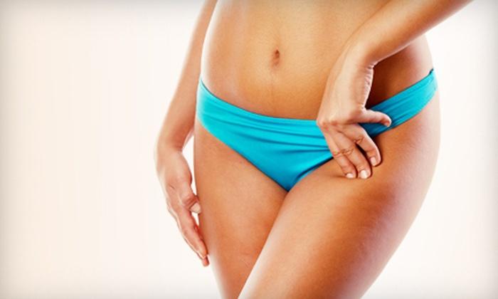 Agápe Spa - Downtown Kingston: One Full Bikini Wax or One or Three Brazilian Waxes at Agápe Spa (Up to 55% Off)
