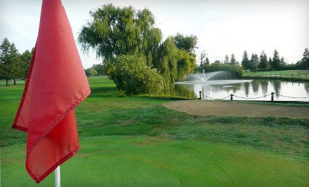 Golf Outing for One on MondayFriday - Cordova Golf Course in Sacramento