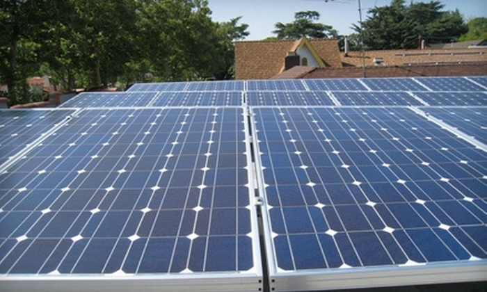 Mimeos - Chinatown: $99 for $1,100 Toward Home Solar-Power Panels and Installation from Mimeos