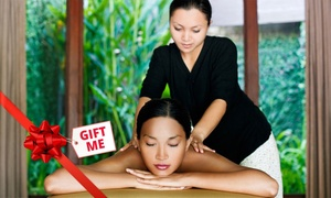 Body Benefit Massage and Beauty: 90-Minute Pamper Package: One ($79) or Two People ($149) at Body Benefit Massage and Beauty (Up to $320 Value)