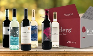 Up to 70% Off from Wine Insiders