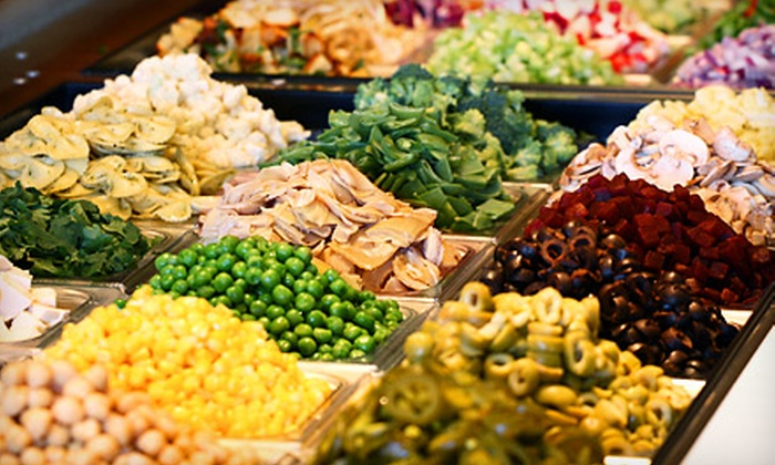 Salata - Multiple Locations: Salads and Wraps at Salata. Three Locations Available.