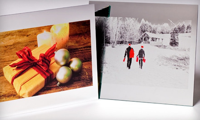 "A&I Books: $45 for a 6.5""x7.5"" Custom Mirror Photo Print from A&I Books ($95 Value)"