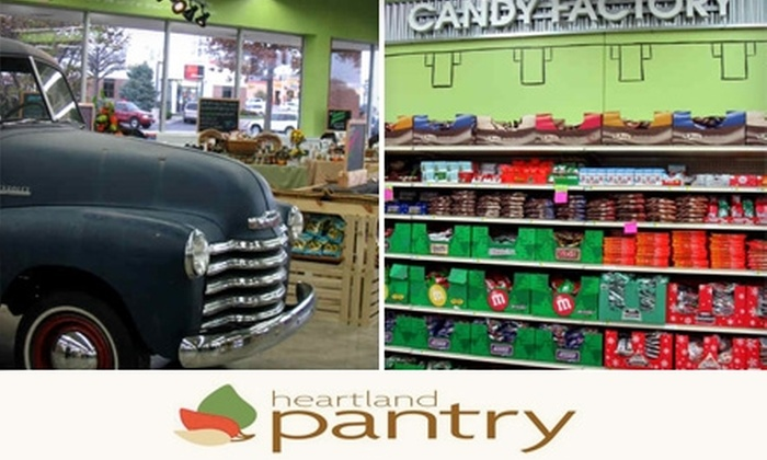 Heartland Pantry - University Place: $7 for $15 Worth of Groceries at Heartland Pantry
