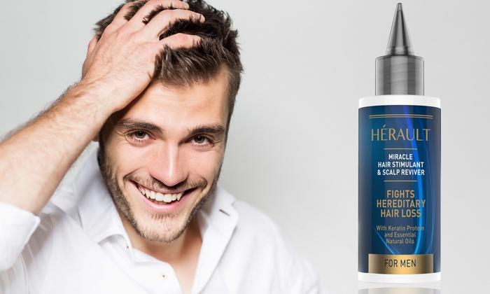 Connu Sérum stimulant repousse des cheveux et anti-pelliculaire Herault  OO04