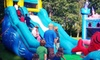 Titan Entertainment Corp. - Eggertsville: Bounce House, Karaoke, Chocolate Fountain, or Backyard Party Package from TEC Entertainment (Up to 54% Off)