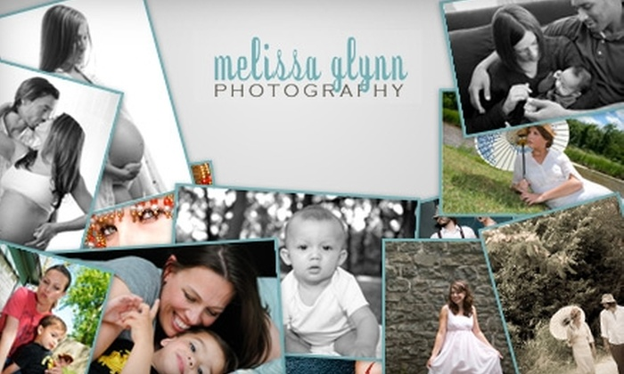 Melissa Glynn Photography - Austin: $65 for a One-Hour Photo Session and a DVD of Your Images from Melissa Glynn Photography ($525 Value)