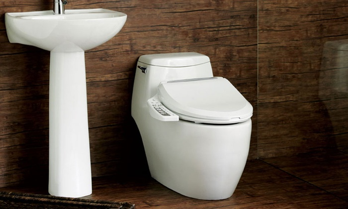 Bio Bidet Bb 600 Ultimate Bidet Smart Seat Groupon