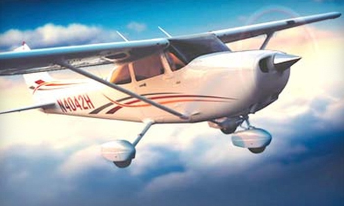 Fly Corona - Corona: 30- or 90-Minute Discovery Flight for Two from Fly Corona (Up to 51% Off)