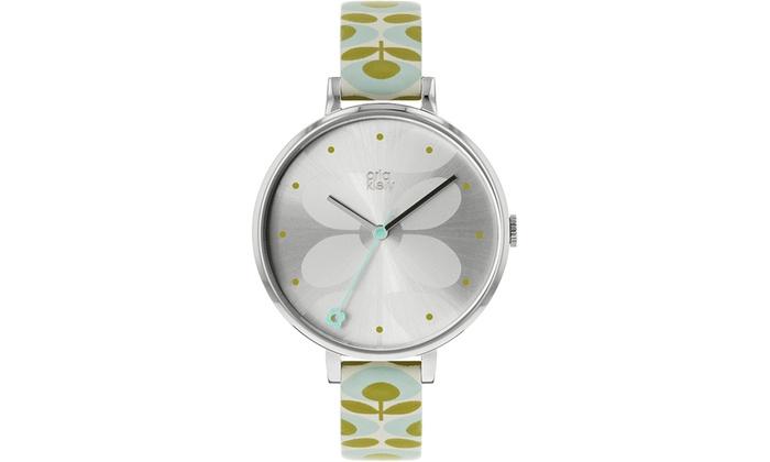 Women S Orla Kiely Watch Groupon