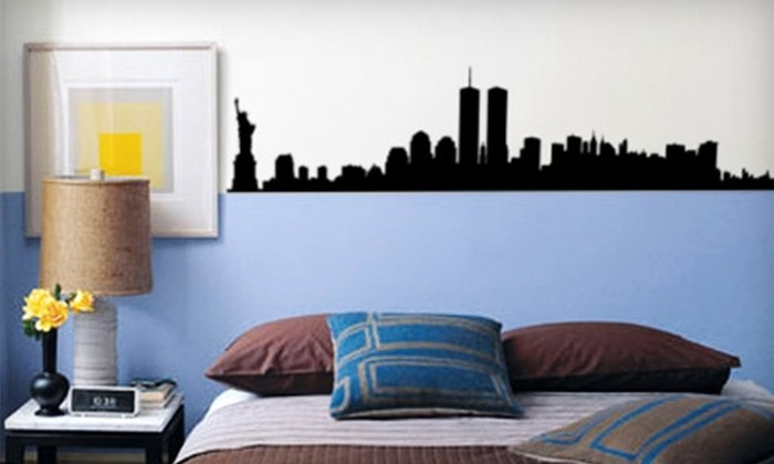 Wall Stickz: $10 for $20 Worth of Vinyl Wall Decals from Wall Stickz