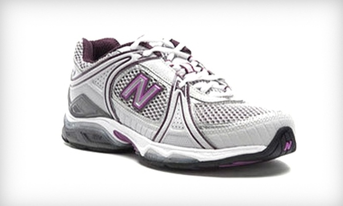 New Balance Round Rock - Austin: $25 for $50 Worth of Shoes, Accessories, and Apparel at New Balance Round Rock