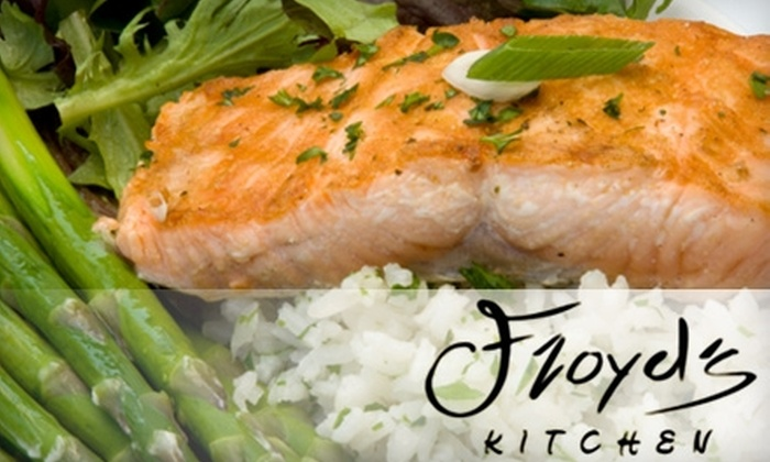 Floyd's Kitchen - Phoenix: $12 for $25 Worth of Fine Dining and Drinks at Floyd's Kitchen