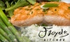 Floyds Kitchen - Paradise Valley: $12 for $25 Worth of Fine Dining and Drinks at Floyd's Kitchen