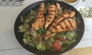 Rozmaryn: Zestaw fit dla 2 osób za 49,99 zł i więcej opcji w Restauracji Rozmaryn