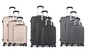 Lot de 3 valises LPB