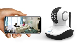 Bayit Cam HD 720p Camera with WiFi, Two-Way Audio, and Night Vision