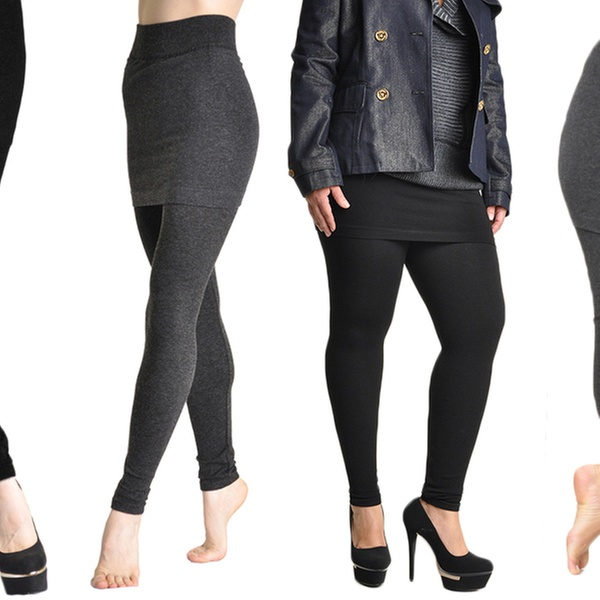 e6077fc9c5 Up To 73% Off on Women's Skirted Leggings | Groupon Goods