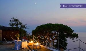 Resort Stella Maris: Menu di pesce con champagne e Spa per 2 persone a Comogli, presso il Resort Stella Maris (sconto fino a 54%)