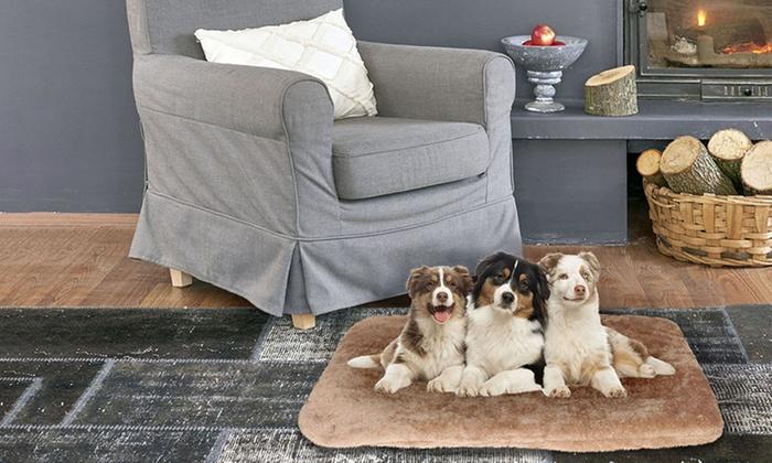 Tappeto Morbido Per Cani : Fino a su tappetino imbottito per cani datexx groupon