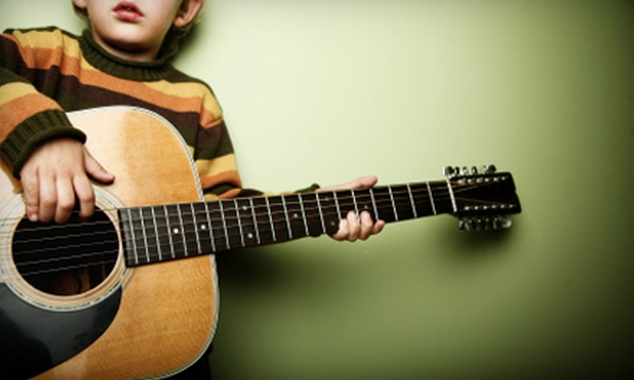 Palen Music Center - Springfield: $15 for Four Private Instrument Lessons at Palen Music Center ($75 Value)