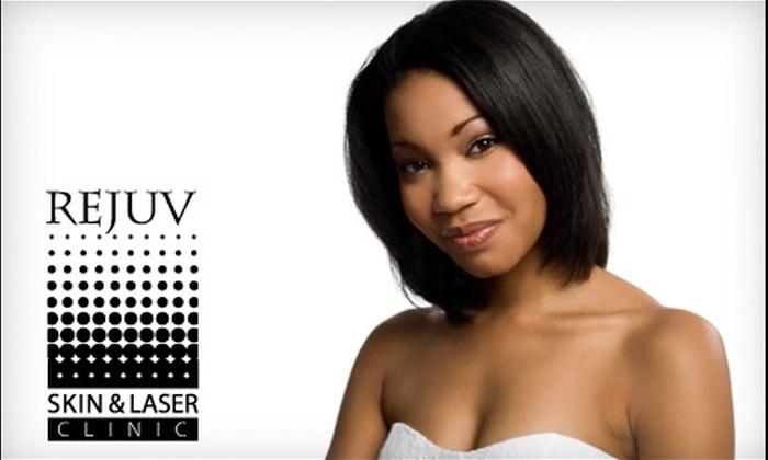 Rejuv Skin & Laser Clinic - Centennial Ridge: $149 for a ReFirme Skin-Tightening Treatment at Rejuv Skin & Laser Clinic ($379 Value)