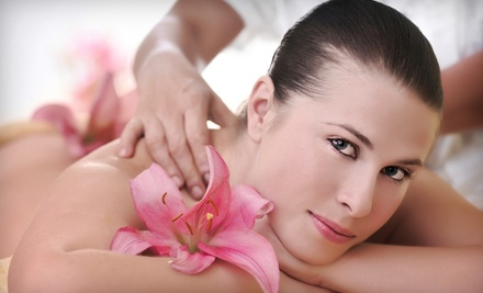 Choice of a D2 Style Facial (a $58 value) or a 60-Minute Swedish Massage (a $57 value) - Salon D Squared in Haslet