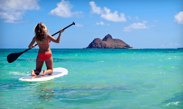 B.C. Surf & Sport - Ft. Lauderdale: $29 for One-Hour Paddleboard Tour from BC Surf & Sport ($60 Value)