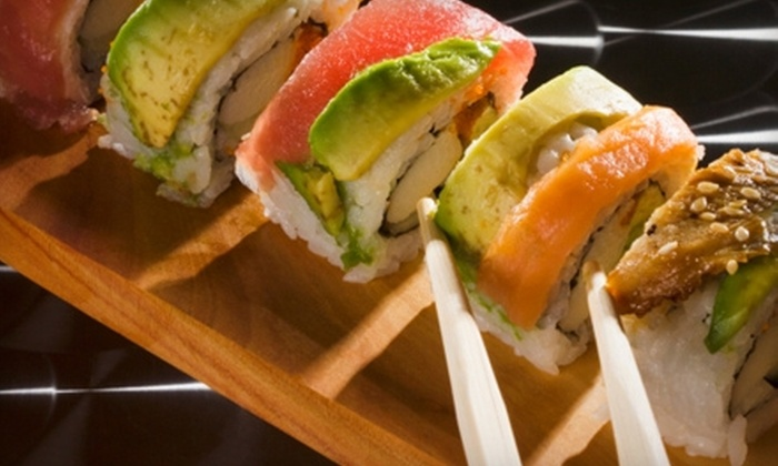 Banzai Sushi - Denver: $20 for $40 Worth of Japanese Fare, Sushi, and Sake at Banzai Sushi