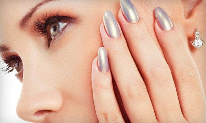 Chéta Chiropractic & Day Spa - Signa Hill: $35 for a Luxury Manicure and Pedicure at Chéta Chiropractic & Day Spa in Signal Hill ($80 Value)