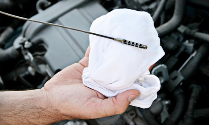 Apple Auto & Truck Care - Port Morris: Oil Change and Inspection Package at Apple Auto & Truck Care in the Bronx (Up to 78% Off). Two Options Available.