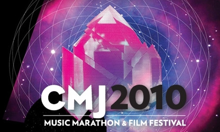 CMJ Music Marathon & Film Festival - SoHo: $99 for One Five-Day Badge to CMJ Music Marathon & Film Festival ($495 Value)